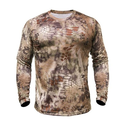 Men's Kryptek Hyperion Long Sleeve Shirt