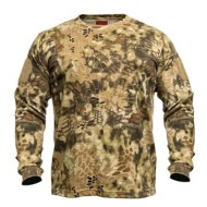 Men's Kryptek Stalker Long Sleeve T-Shirt