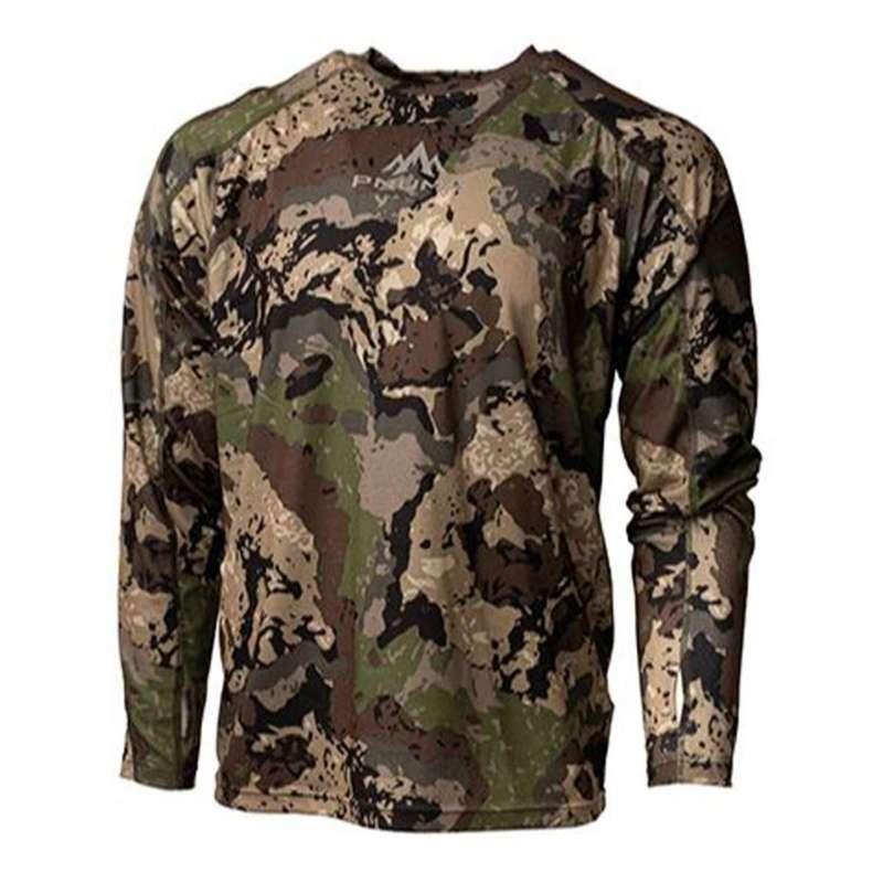 Men's Pnuma Rogue Performance Long Sleeve Shirt