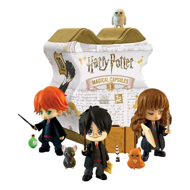 Harry Potter Magical Bronze Capsule