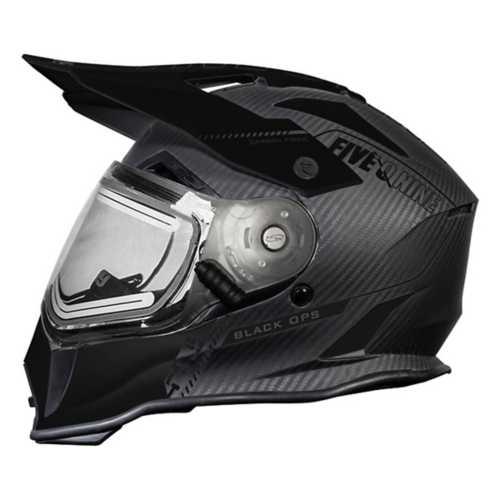 Adult 509 Carbon Delta R3 Snow Helmet 2020