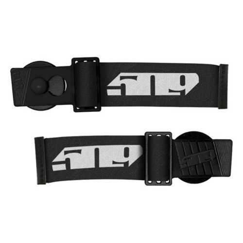 509 Universal Short straps for X6 Goggles
