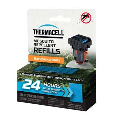 Thermacell 24 Hour Refill Mosquito Repellent