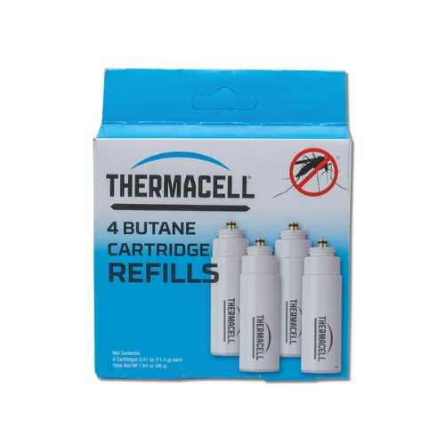 Thermacell Fuel Cartridge Refill 4PK