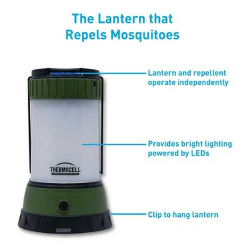 Thermacell Scout Mosquito Repellent Camp Lantern
