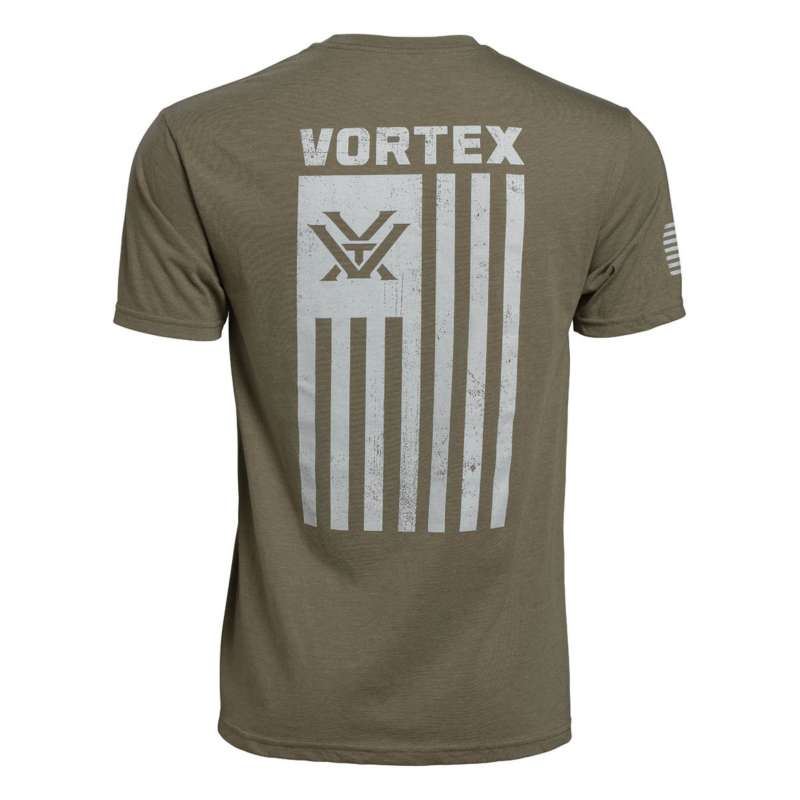 Vortex Men's Patriot Tee