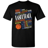 Youth Girls' ImageSport Basketball Graffiti T-Shirt