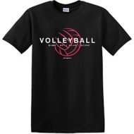Women's ImageSport Volleyball Shadow Short Sleeve Shirt