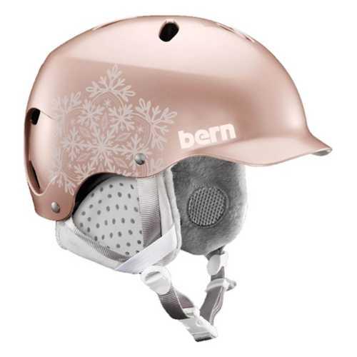 Women's Bern Lenox Ski Helmet