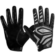 Men's Cutters Gamer 2.0 Padded Receiver Gloves