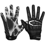 Adult Cutters Gamer 3.0 Padded Receiver Gloves