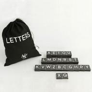 Adams & Co. Letters-67 Pieces