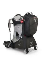 Osprey Black Poco AG Premium Child Carrier