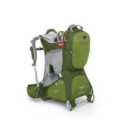 Osprey Green Poco AG Plus Child Carrier