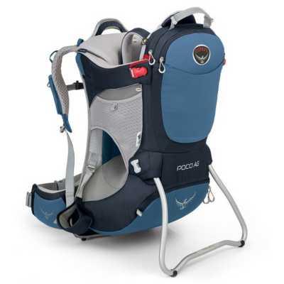 Osprey Blue Poco AG Child Carrier