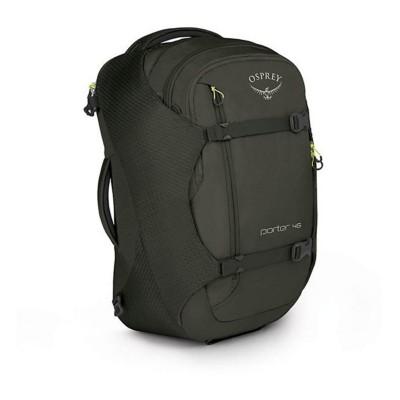 Topaty 46 Longboard Skateboard Bag Carrying Bag Backpack Travel Bag Shoulder Straps Black Color