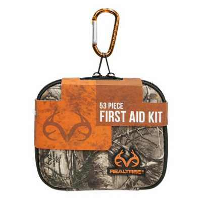 Lifeline Realtree Xtra 53 Piece First Aid Kit