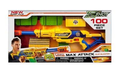 Zuru X-Shot Max Attack Clip Blaster