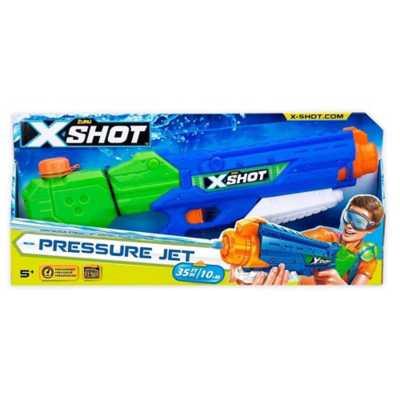 Zuru X-Shot Pressure Jet Water Blaster Gun