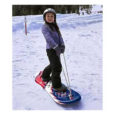 "Sno-Storm 48"" Snowboard Sled"