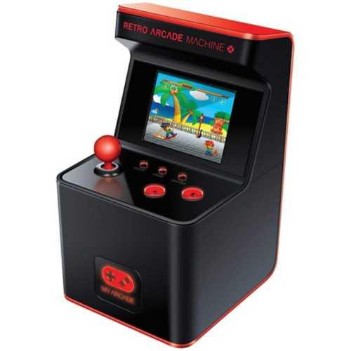 Dream Gear Mini Portable Retro Arcade Machine with 300 Games