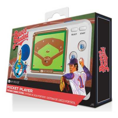 My Arcade Bases Loaded Pocket Player