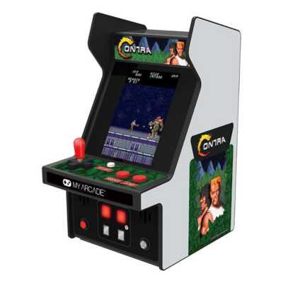 My Arcade Contra Micro Player