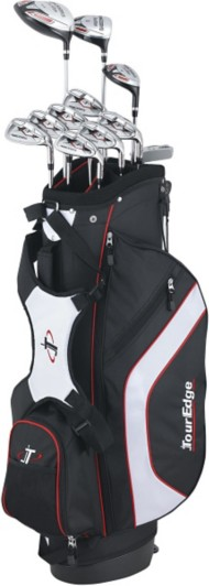 Men's Tour Edge Reaction 3 Golf Set