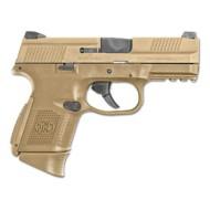 FNH FNS-9 Compact FDE 9mm Handgun
