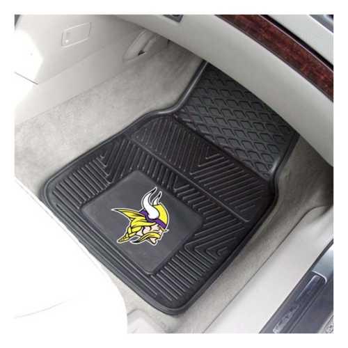 Fanmats Minnesota Vikings Vinyl Car Mats