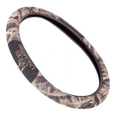 Ducks Unlimited 2 Grip Steering Wheel Cover