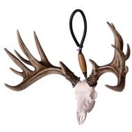 Browning Shedz Whitetail Skull Rear Mirror Hanger