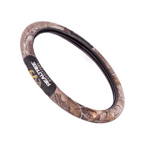 Realtree Outfitters 2 Grip Steering Wheel Cover