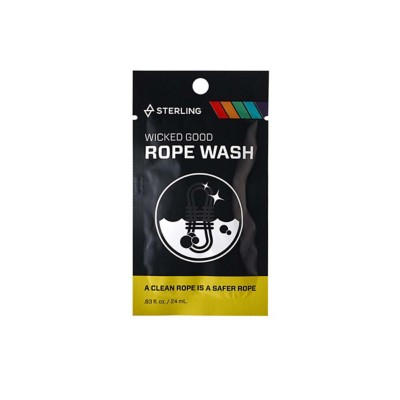 Sterling Rope Wicked Good Rope Wash Single Packet