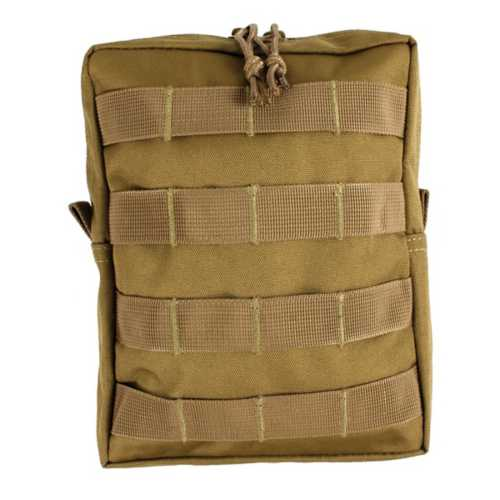 Red Rock Large Molle Utility Pouch