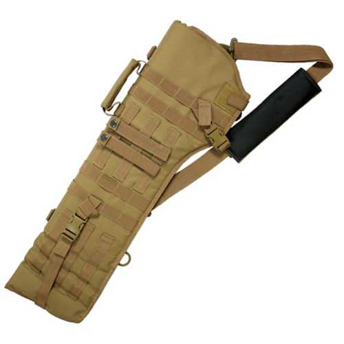 Red Rock MOLLE Rifle Scabbard