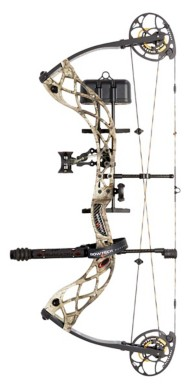 Bowtech Carbon Icon RAK Compound Bow Package