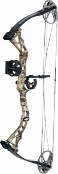 Youth Diamond Archery Atomic Bow Package
