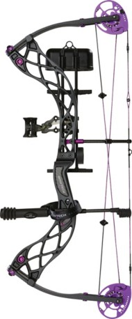 Bowtech Carbon Rose Compound Bow