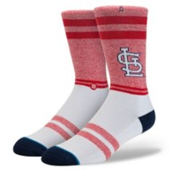 Stance Cardinals Diamond Socks