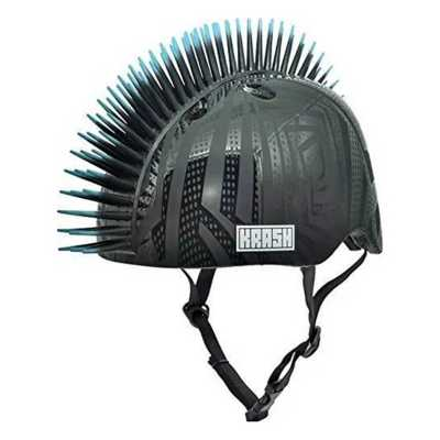 Youth Krash 3D Mohawk Bike Helmet