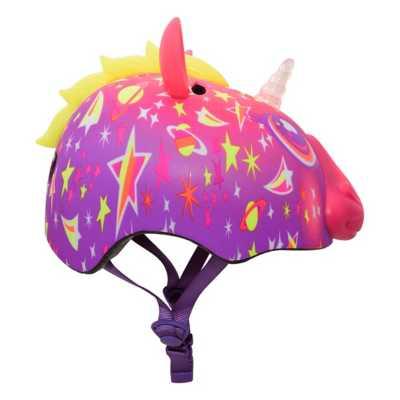 Youth Raskullz Super Lazer Unicorn LED Helmet