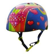 Youth Raskullz Sparklez Rainbow Road LED Helmet