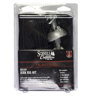 Scheels Outfitters Decoy Jerk Rig Kit