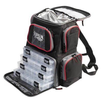 Scheels Outfitters Backpack Cooler Tackle Bag