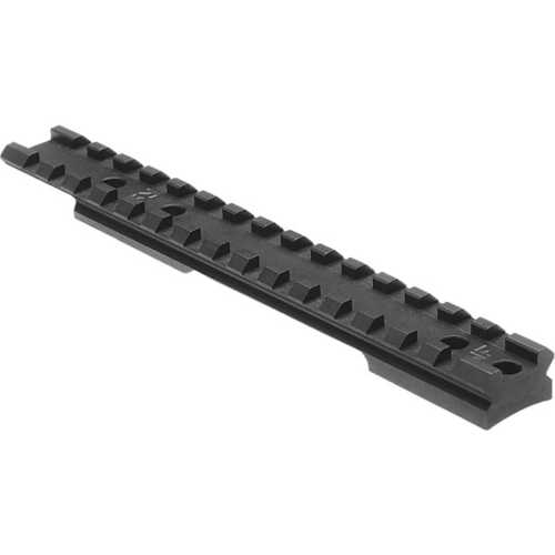 Nightforce 1-Piece 20 MOA Picatinny-Style Scope Base Savage 110 Through 116 Round Rear, Axis Long Action