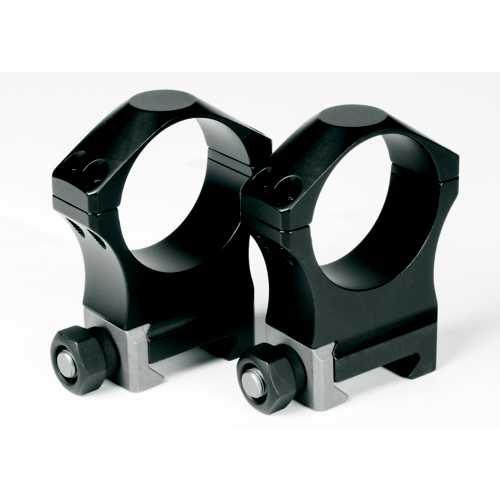 Nightforce 34mm Ultralite 4-Hole Picatinny-Style Rings