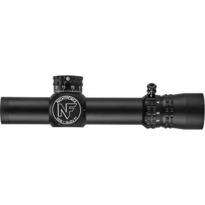 Nightforce NX8 F1 Rifle Scope 30mm Tube 1-8x 24mm