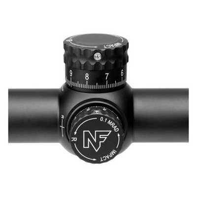 Nightforce NX8 4-32x50 MIL-C Scope