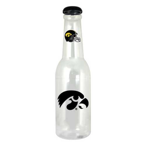 "Iowa Hawkeyes 21""x6"" Bottle Bank"